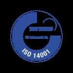 TUV NORD LOGO ISO 14001